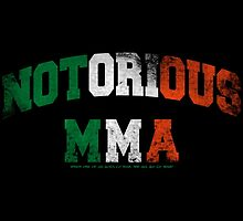 Notorious MMA by aBrandwNoName