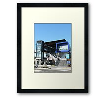 Williams Landing Railway Station Framed Print