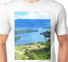 a vast Equatorial Guinea landscape Unisex T-Shirt