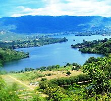 a vast Equatorial Guinea landscape by beautifulscenes