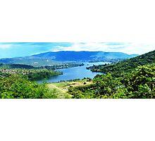 a vast Equatorial Guinea landscape Photographic Print