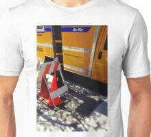 Caution...Safety Cones! Unisex T-Shirt