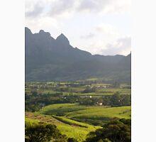 a colourful Equatorial Guinea landscape Unisex T-Shirt