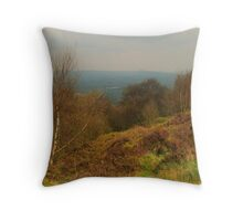 From Otley Chevin Throw Pillow