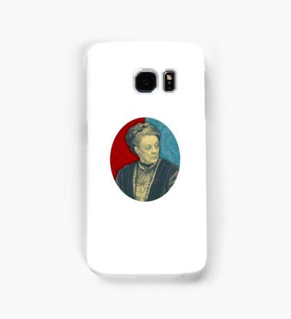 Maggie Smith Samsung Galaxy Case/Skin