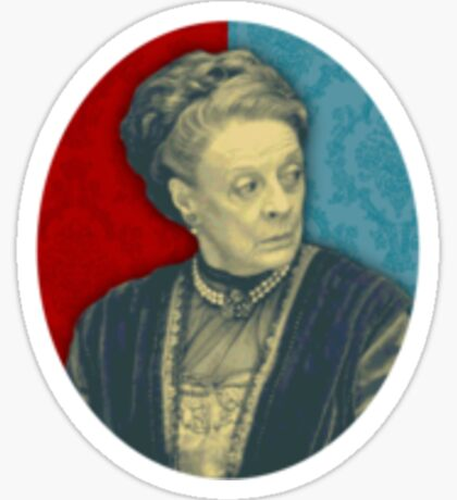 Maggie Smith Sticker