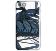 Walkway III, Williams Landing Railway Station iPhone Case/Skin