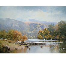 Derwentwater, Cumbria, England Photographic Print