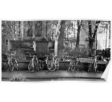 Bikes Poster