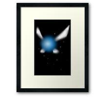 Legend of Zelda Navi Framed Print
