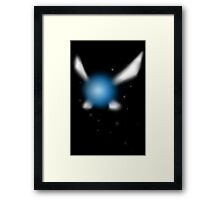 Legend of Zelda Navi Framed Print