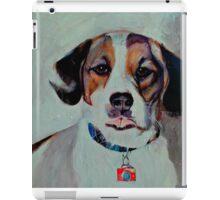 Pet Portrait 06052014 iPad Case/Skin