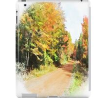 Country Road,......Take Me Home,...... iPad Case/Skin