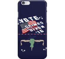 Vote Grimes/Dixon iPhone Case/Skin