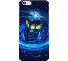 Tardis Vortex iPhone Case/Skin