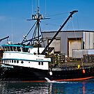 Unloading the catch by Bryan D. Spellman