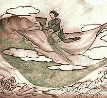Mythology's South Wind by leystan