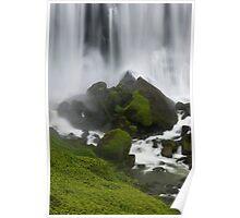 Marokopa Falls Poster