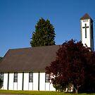 Smith River United Methodist Church by Bryan D. Spellman