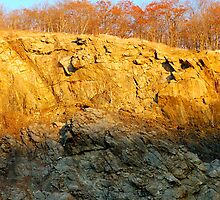 Autumn Colors - Hudson Highlands by Angela Rutherford