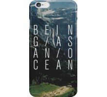 Being As An Ocean Phone Case iPhone Case/Skin