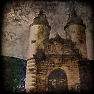 Old Bridge Gate by Jeff Clark