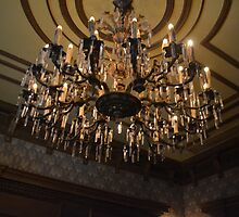 Haunted Mansion Lighting by Gianna Oliveri