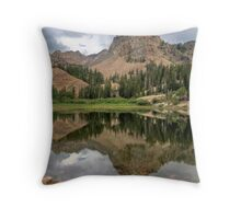 Sun Dial Peak Throw Pillow