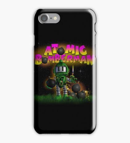 Atomic Bomberman iPhone Case/Skin