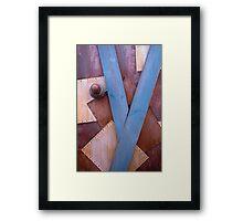Letter Y Framed Print