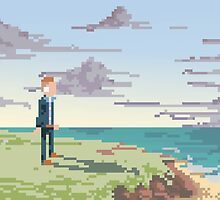 Pixel Suit by Christopher Troyer