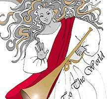 Joy to the World by carolanngrace