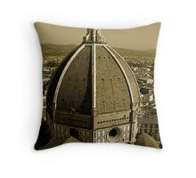 Duomo! Throw Pillow