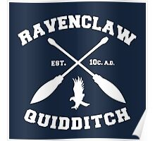 Ravenclaw Quidditch Poster