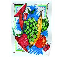 Harvest Bounty Poster