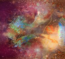 Angel Energy in the Sky by Tim  Mammel