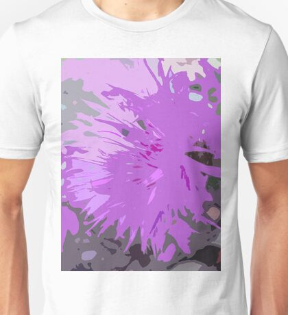 Abstract . Unisex T-Shirt