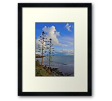 stood still... Framed Print