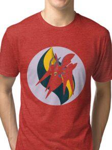Mega Charm Mega Beedrill Tri-blend T-Shirt
