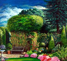 Joy's Garden by Mary Palmer
