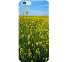 Springtime Oklahoma ! iPhone Case/Skin