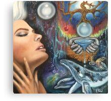 Lucid Dreamer Canvas Print