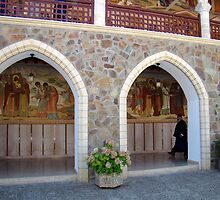 Kykkos Monastery 5... by DoreenPhillips