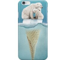polar ice cream cap 02 iPhone Case/Skin