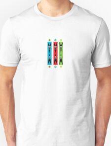 pointy retro  Unisex T-Shirt