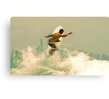 IMPACT WILD ONE ! Canvas Print