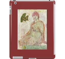 Tranquility. iPad Case/Skin