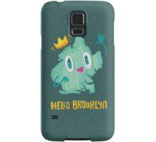Hello Brooklyn Samsung Galaxy Case/Skin