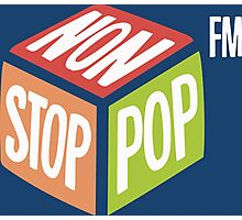 Non Stop Pop FM Photographic Print