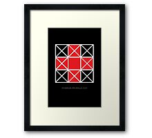 Design 75 Framed Print